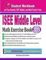 ISEE Middle Level Math Exercise Book