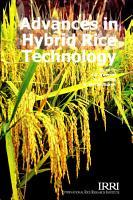 Advances in Hybrid Rice Technology PDF