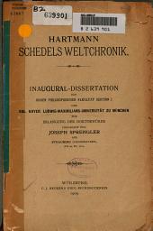 Hartmann Schedels Weltchronik