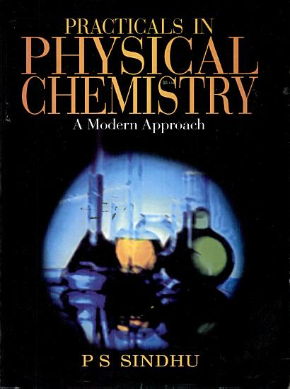 Practicals in Physical Chemistry PDF