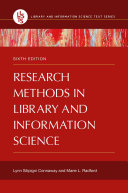 Research Methods in Library and Information Science PDF