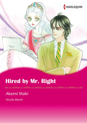 HIRED BY MR. RIGHT: Harlequin Comics