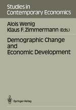 Demographic Change and Economic Development