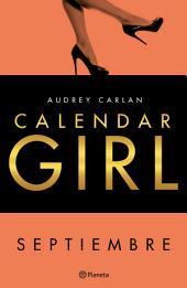 Calendar Girl. Septiembre (Edición mexicana)