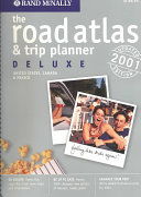 Rand McNally 2001 Deluxe Road Atlas   Trip Planner PDF