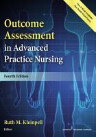 Outcome Assessment in Advanced Practice Nursing 4e PDF