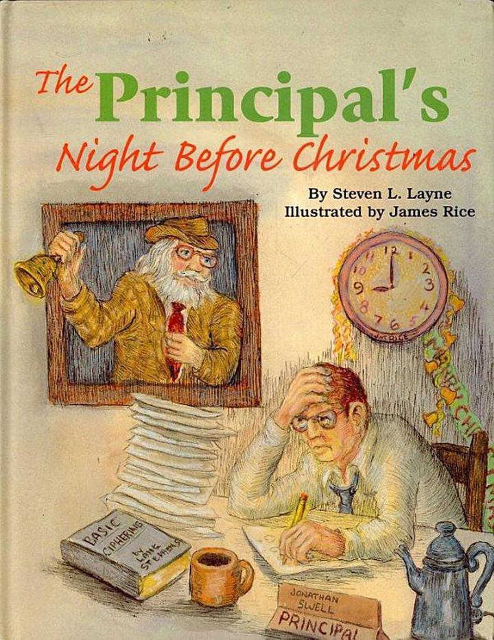The Principal's Night Before Christmas