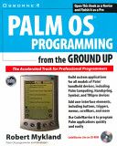 Palm OS Programming from the Ground Up