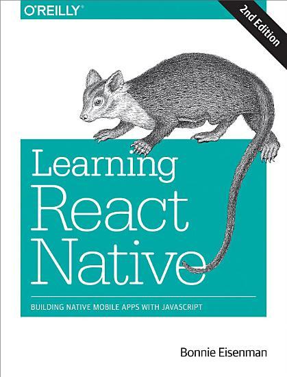 Learning React Native PDF