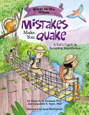 What to Do When Mistakes Make You Quake Book