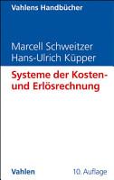 Systeme der Kosten  und Erl  srechnung PDF