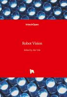Robot Vision PDF