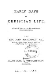 Early Days in Christian Life