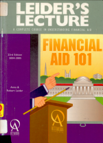 Leider's Lecture