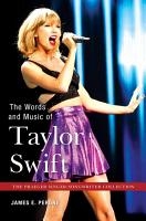The Words and Music of Taylor Swift PDF