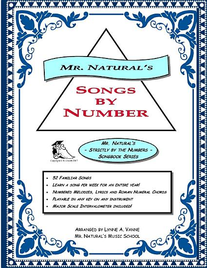 Mr  Natural s Songs By Number PDF