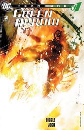 Green Arrow: Year One #3