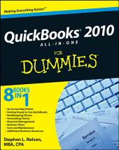 QuickBooks 2010 All-in-One For Dummies: Edition 6