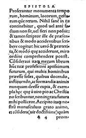 Exemplorum, hoc est, dictorum factorumque memorabilium, ex certae fidei veteribus & recentioribus historiam probatis autoribus, l ib. IX ...