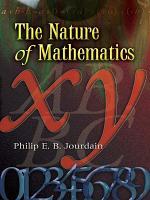 The Nature of Mathematics PDF