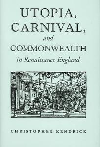 Utopia  Carnival  and Commonwealth in Renaissance England PDF
