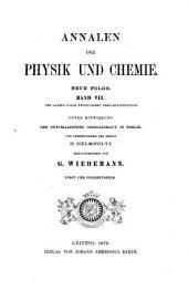 Annalen der Physik und Chemie: Band 7