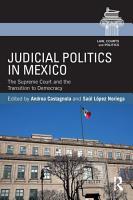 Judicial Politics in Mexico PDF
