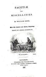 Facetiae and Miscellanies