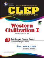 CLEP Western Civilization I   Ancient Near East to 1648 PDF