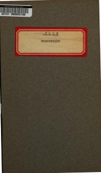 Homunculus  Epos PDF