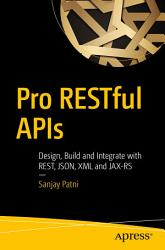 Pro Restful Apis Book PDF