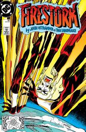 Firestorm: The Nuclear Man (1987-) #88