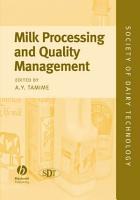 Milk Processing and Quality Management PDF