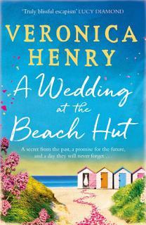 A Wedding at the Beach Hut Book