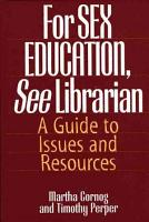 For Sex Education  See Librarian PDF