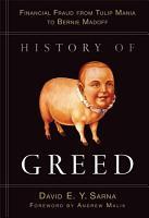 History of Greed PDF