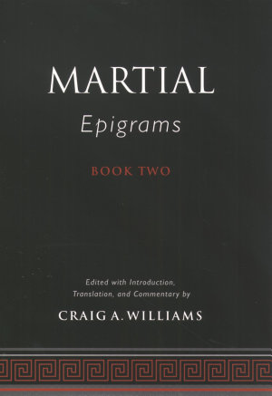 Martial s Epigrams Book Two