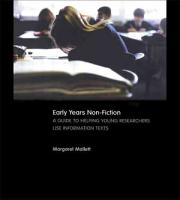 Early Years Non fiction PDF