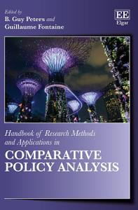 Handbook of Research Methods and Applications in Comparative Policy Analysis PDF