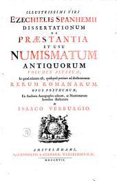 Dissertationes de praestantia et usu numismatum antiquorum: Volume 2