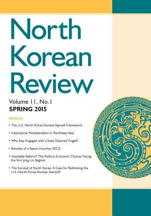 North Korean Review  Vol  11  No  1  Spring 2015
