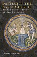 Baptism in the Early Church PDF