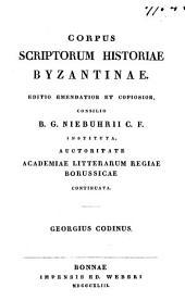 Excerpta de antiquitatibus Constantinopolitanis