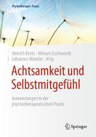 Achtsamkeit und Selbstmitgef  hl PDF