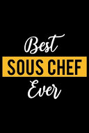 Best Sous Chef Ever PDF