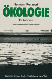 Ökologie: Ein Lehrbuch, Ausgabe 2