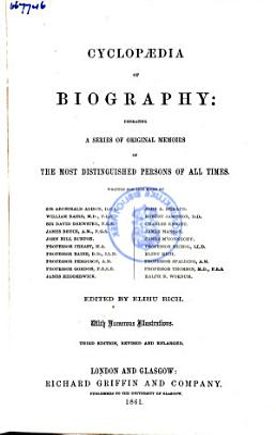 Cyclopaedia of Biography PDF