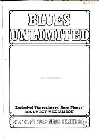 Blues Unlimited