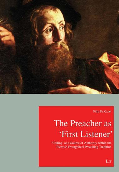 The Preacher as  First Listener  PDF