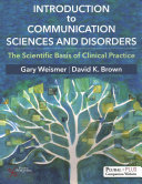 Introduction to Communicative Disorders PDF